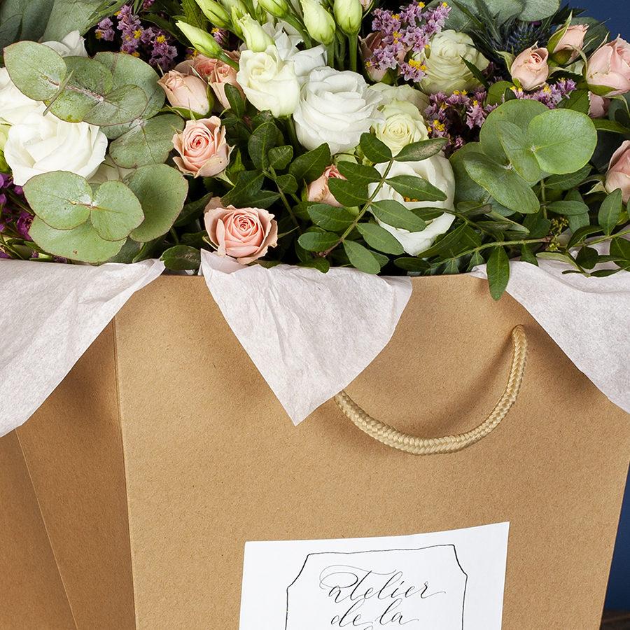 bolsa-kraft-flores-valencia