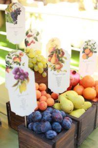 decoracion-con-frutas-verduras