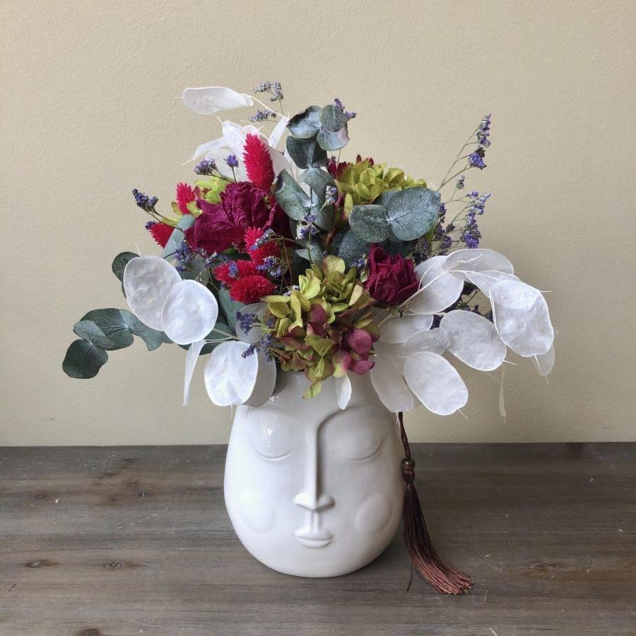 centro-de-mesa-flor-preservada