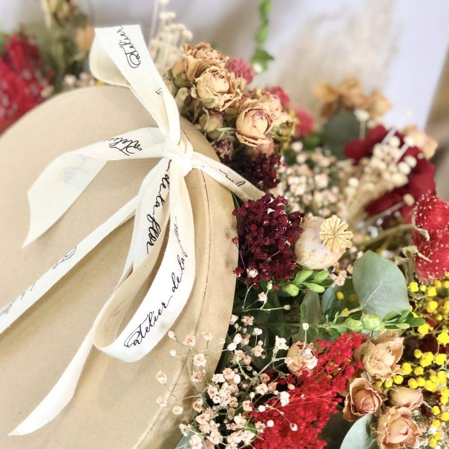 sombrerera-flor-preservada